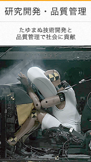 Research and Development / Quality Control