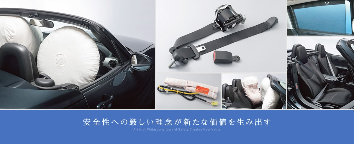 Automotive Safety Systems Business Division image